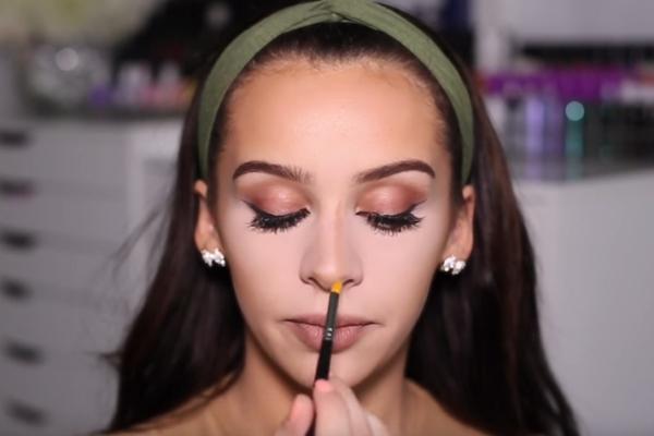 Как уменьшить нос без операции в ширину