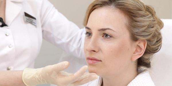 Коррекция носослезной борозды филлерами фото