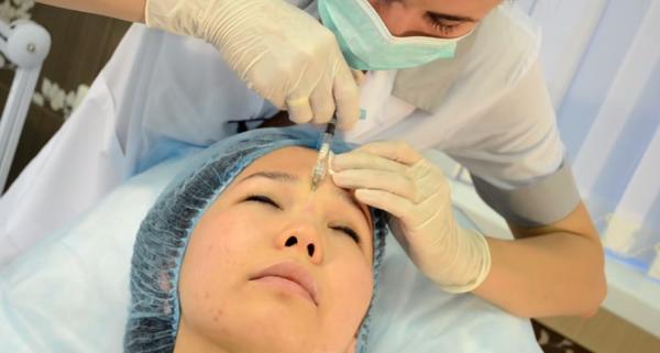 Коррекция спинки носа филлерами