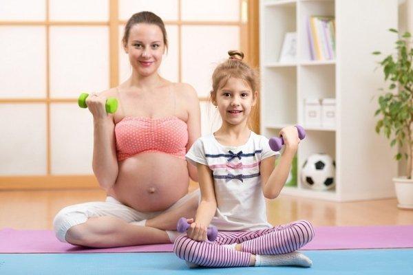 Массаж от растяжек на груди во время беременности