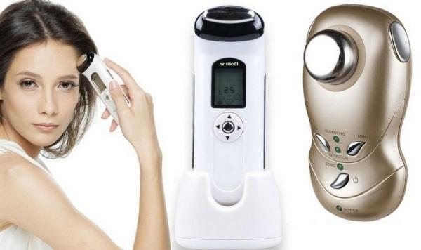 Аппарат для микротоковой терапии лица профессиональный