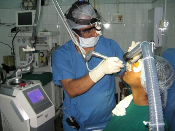Перфорация носовой перегородки после септопластики