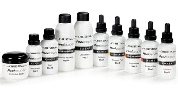 Кристина серия препаратов для процедуры