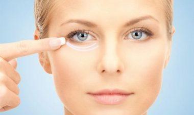 Как избавиться от грыжи под глазами без операции в домашних условиях и в салоне