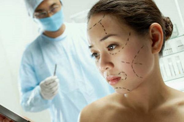 Подтяжка лица хирургическим путем фото