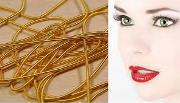 Подтяжка лица золотыми нитями