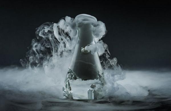Как действует жидкий азот