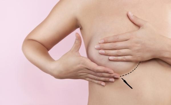 Как можно увеличить грудь в домашних условиях массажем