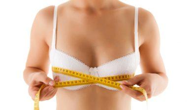 Как увеличить грудь в домашних условиях — учебные упражнения, массаж и питание