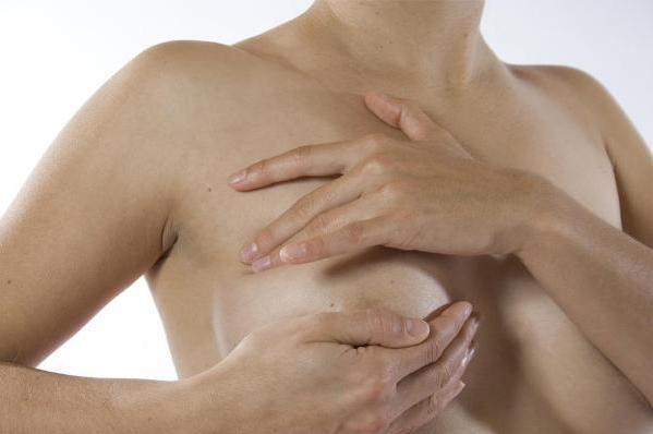Как вернуть форму груди после родов