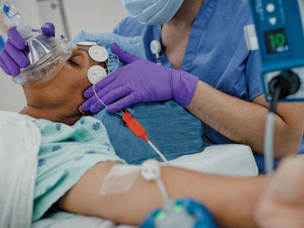 Какая применяется анестезия