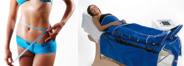 Прессотерапия отзывы фото до и после противопоказания