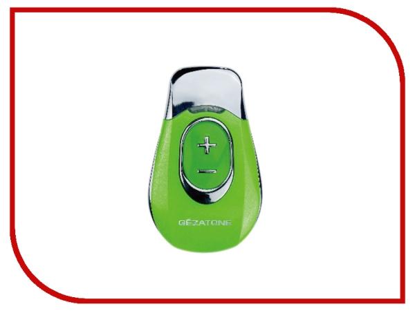 Роликовый массажер миостимулятор для лица gezatone m270