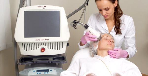 Лазерное омоложение кожи лица foros