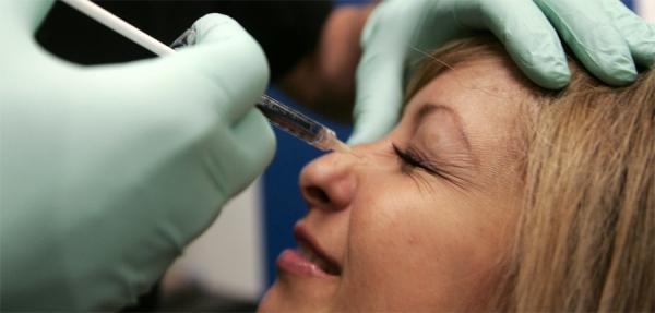 Операция по удалению горбинки на носу
