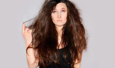 Почему очень сухие кончики волос, как быть и что делать