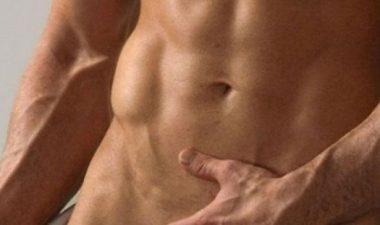 Как сделать шугаринг мужского глубокого бикини